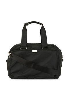 agnès b. дорожная сумка с закругленными ручками