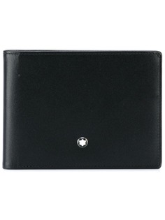 Montblanc классический бумажник