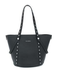 Karl Lagerfeld сумка на плечо с заклепками