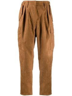 LIU JO укороченные брюки карго