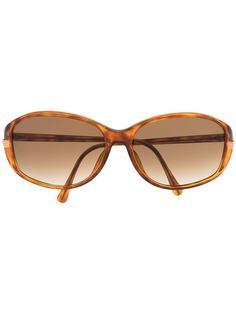 Dior Eyewear солнцезащитные очки 2691 в круглой оправе