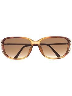Dior Eyewear солнцезащитные очки 2731 в массивной оправе