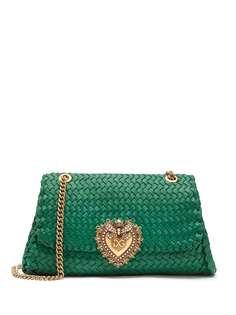 Dolce & Gabbana большая сумка на плечо Devotion