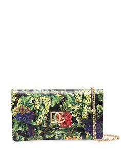 Dolce & Gabbana сумка через плечо с принтом