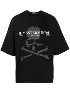 Mastermind World футболка с графичным принтом