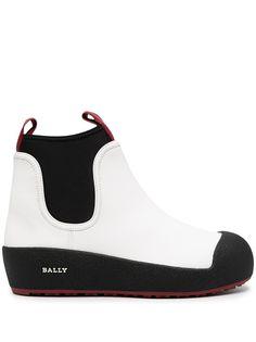 Bally ботинки Gadey на танкетке