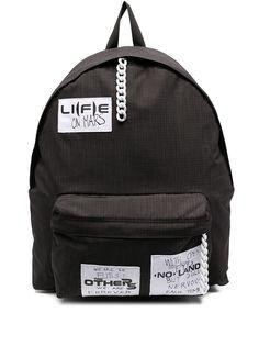 Raf Simons рюкзак с цепочкой