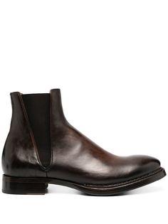Silvano Sassetti ботинки челси