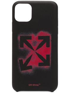 Off-White чехол для iPhone 11 Pro Max с логотипом Arrows