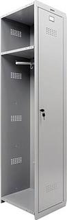 Шкаф (секция без стенки) металлический для одежды Brabix