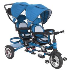 Трехколесный велосипед Capella Twin Trike 360
