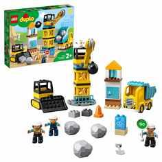 Конструктор LEGO DUPLO 10932 Шаровой таран