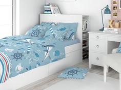 Комплект постельного белья Amore Mio Морской стиль