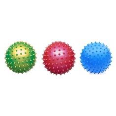Мяч массажный 1Toy цвет, , d-12 см