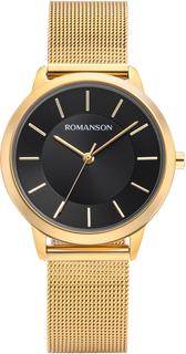 Женские часы в коллекции Adel Женские часы Romanson TM0B09LLG(BK)