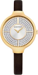 Женские часы в коллекции Giselle Женские часы Romanson RL0B13LLG(WH)