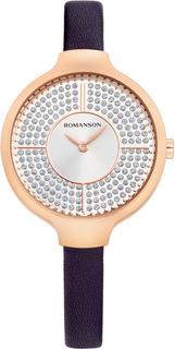 Женские часы в коллекции Giselle Женские часы Romanson RL0B13LLR(WH)
