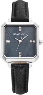 Женские часы в коллекции Giselle Женские часы Romanson RL0B14LLW(BK)