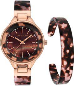 Женские часы в коллекции Plastic Set Женские часы Anne Klein 1408TOST