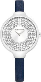 Женские часы в коллекции Giselle Женские часы Romanson RL0B13LLW(WH)
