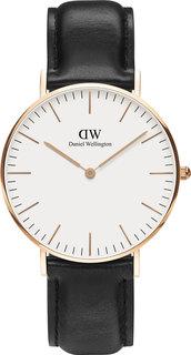 Женские часы в коллекции Classic Женские часы Daniel Wellington DW00100036