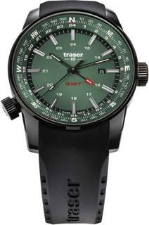 Швейцарские мужские часы в коллекции P68 adventure Мужские часы Traser TR_109744