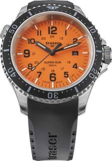 Швейцарские мужские часы в коллекции P67 professional Мужские часы Traser TR_109380