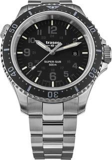 Швейцарские мужские часы в коллекции P67 professional Мужские часы Traser TR_109378