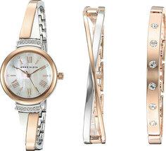 Женские часы в коллекции Ring Женские часы Anne Klein 2245RTST
