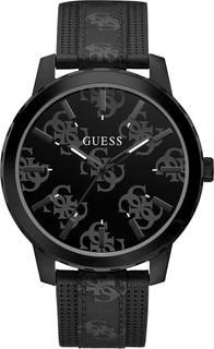 Мужские часы в коллекции Dress Steel Мужские часы Guess GW0201G2