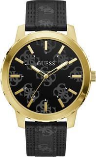 Мужские часы в коллекции Dress Steel Мужские часы Guess GW0201G1