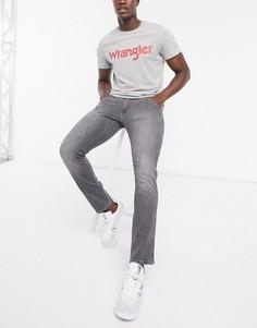 Серыезауженные джинсы Wrangler-Серый