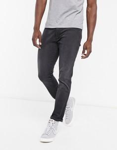 Узкие джинсы Wrangler-Синий
