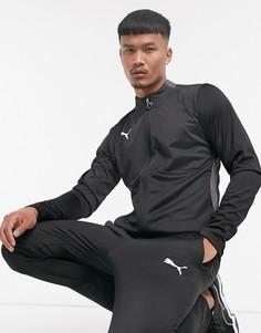 Черный спортивный костюм Puma Football
