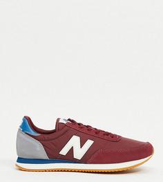 Красные кроссовки New Balance 720-Красный