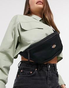Черная сумка Blanchard через плечо Dickies-Черный