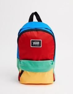 Разноцветный рюкзак Vans Bounds-Мульти