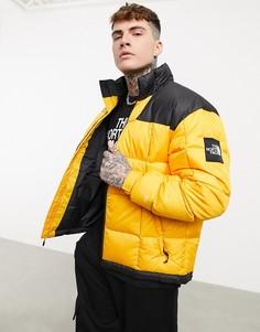 Желтая куртка The North Face Lhotse-Желтый
