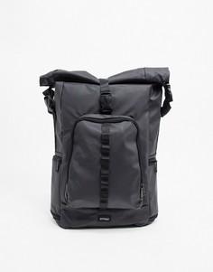 Черный рюкзак Spiral Reflex