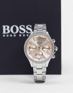 Наручные часы Boss-Серебряный
