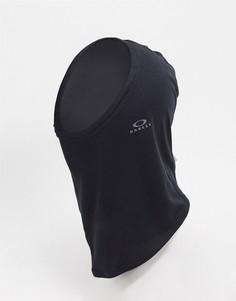 Черная тканевая маска для лица Oakley-Черный