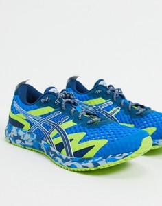 Синие кроссовки Asics Running gel noosa-Синий