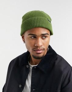 Зеленая шапка-бини Dickies-Зеленый