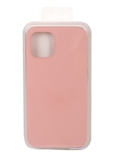 Чехол Innovation для APPLE iPhone 12 Pro / 12 Plus Silicone Soft Inside Pink 18020