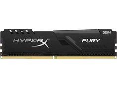 Модуль памяти HyperX Fury Black DDR4 DIMM 3600MHz PC4-28800 CL18 - 16Gb HX436C18FB4/16