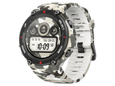 Умные часы Xiaomi Amazfit T-Rex A1919 Camo Green