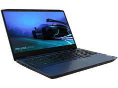 Ноутбук Lenovo IdeaPad Gaming 3 15ARH05 82EY0011RU (AMD Ryzen 5 4600H 3.0GHz/8192Mb/1000Gb + 128Gb SSD/nVidia GeForce GTX 1650 4096Mb/Wi-Fi/Bluetooth/Cam/15.6/1920x1080/Windows 10 64-bit)