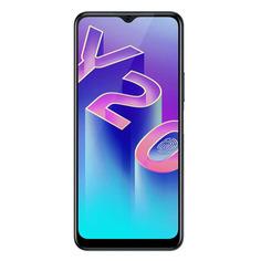 Мобильные телефоны Смартфон VIVO Y20 64Gb, черный