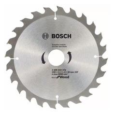 Пильный диск BOSCH ECO WO, по дереву, 190мм, 1.4мм, 30мм [2608644376]