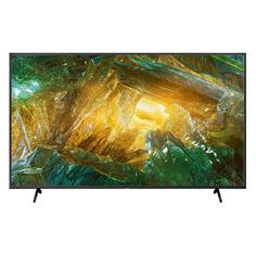 "Телевизор SONY KD75XH8096BR2, 74.5"", Ultra HD 4K"